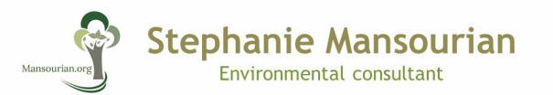 Stephanie Mansourian  - Environmental consultant